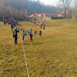 csi varese campestre Fagnano Olona, Una fase della corsa.